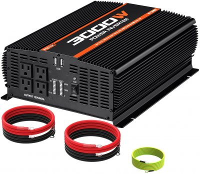POTEK 3000W Power Inverter
