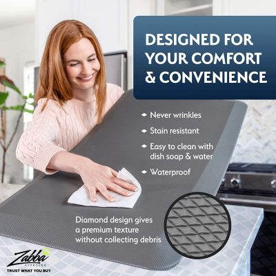Anti Fatigue Comfort Floor Mat By Sky Mats