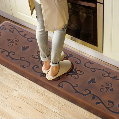 Urvigor Kitchen Mat Anti Fatigue Mat