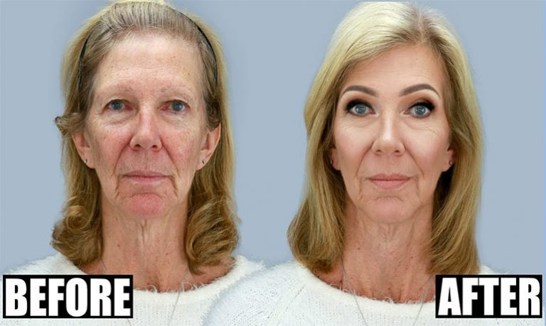Makeup Tips for 60 Year Old woman-Easy & Exclusive Way