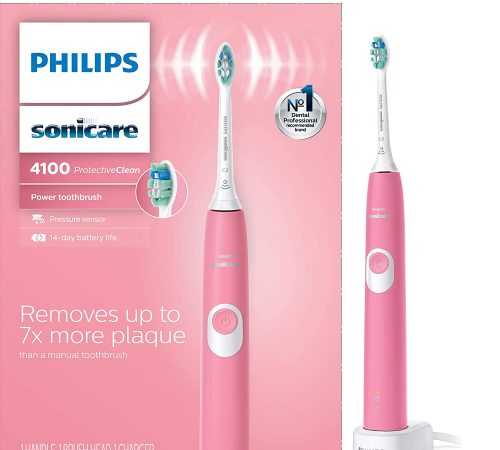 philips sonicare 4100 review